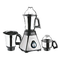 Preethi Steele Mixer Grinder with Turbo Vent and Improved Couplers [並行輸入品]