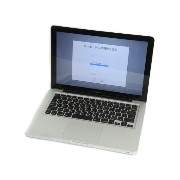 【Apple】アップル『MacBook Pro 2400/13.3』MD313J/A Late 2011 500GB DVD Lion ノートPC【中古】b03e/h12B