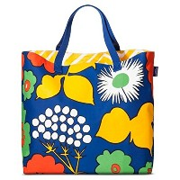 Marimekko x Targetコラボ オーバーサイズ ビーチトート Kukkatori Marimekko for Target Oversized Beach Tote -...