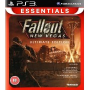 Fallout: New Vegas Ultimate Edition: Essentials (PS3) (輸入版)