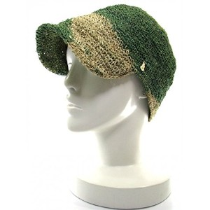GOHEMP(ゴーヘンプ) DELI CAP Color:GREEN Size:F