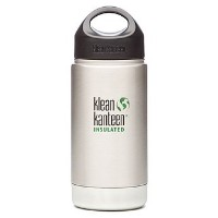 KLEAN KANTEEN WIDE INSULATED 12oz/355ml ステンレス