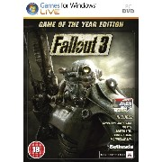 Fallout 3: Game of the Year Edition (PC・輸入版)