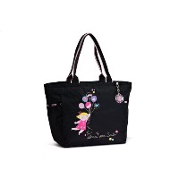 LeSportsac(レスポートサック) ディズニー PICTURE TOTE WITH CHARM MARYS TOTE マリーズトート 2376-O029 【並行輸入品】