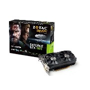 ZOTAC GeForce GTX 960 AMP Edition METAL GEAR SOLID V グラフィックスボード VD5648 ZTGTX96-2GD5AMPMGS01