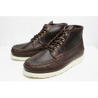RUSSELL MOCCASIN (ラッセル モカシン) 別注SHORT P.H. クロムエクセル (BROWN) 7.5inch E