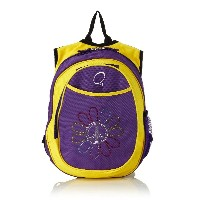 O3 Kid's All-in-One Pre-School Backpacks with Integrated Cooler 幼児用 バッグ フラワー