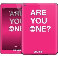 GELASKINS Apple iPad Air 対応 保護スキンシール 【Are You One (Pink)】 PAD-A-0034