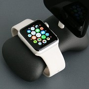 watt-nave design StandStill+ Apple Watch iPhone 充電スタンド