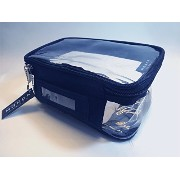 MONDA Small Stackable Pouch - Black Style #MST-140BK