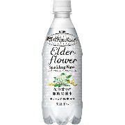 キリン 世界のKitchenから Elderflower Sparkling Water 500ml(PET)×24本