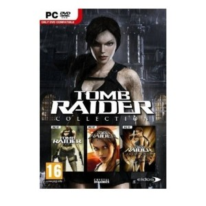 Tomb Raider Collection 3 Pack (PC DVD) (輸入版)