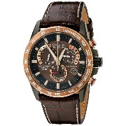 CITIZEN[シチズン] MODEL NO.at4006-06x Eco-Drive Perpetual Chrono A-T Atomic Clock Synchronization Watch...