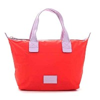 MARC BY MARC JACOBS マークバイマークジェイコブス ZIP TOTE トートバッグ ピンク M0002399A [並行輸入品]