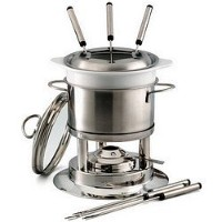 Chantal シャンタール Fondue Set 5 Function Cooking 並行輸入品