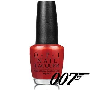 OPI Die Another Day (007 SKYFALL コレクション) [海外直送品][並行輸入品]