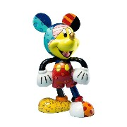 Disney by Britto from Enesco Mickey By Britto Figurine 8 IN [並行輸入品]