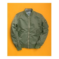 【SALE/10%OFF】URBAN RESEARCH ALPHA×URiD SOUVENIR BOMBER RVS JACKET アーバンリサーチ コート/ジャケット【RBA_S】【RBA_E】...