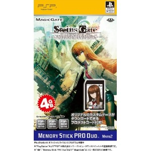 STEINS;GATE Memory Stick PRO Duo