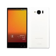 au SHL24 ホワイト AQUOS PHONE SERIE mini 白ロム