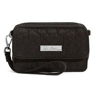Vera Bradley (ヴェラ ブラッドリー) Disney All in One Crossbody Wristlet Wallet Mickey Black 折り財布 (並行輸入品)