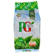 "PG Tips Pyramid Tea Bags for ONE-CUP, Count 460 ""One Cup Size"" Tea Bags by PGTIPS [並行輸入品]"