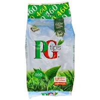 """PG Tips Pyramid Tea Bags for ONE-CUP, Count 460 """"One Cup Size"""" Tea Bags by PGTIPS [並行輸入品]"""