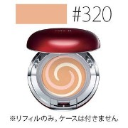 SK-II COLOR クリアビューティ エナメルラディアント クリーム コンパクト(リフィル)【#320】 #クリア オークル SPF30/PA+++ 10.5g [並行輸入品]