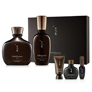 Sulwhasoo men Bonyun 2 pcs set / serum + emulsion Anti-aging K-beauty[並行輸入品]