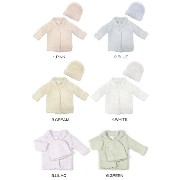 Barefoot Dreams CozyChic Cardigan&hat 404 504 (XS, PINK) [並行輸入品]