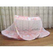 Pink Baby girl-Instant Pop Up Mosquito Net Crib, Baby Tent, Beach Play Tent, Bed Playpen, by...