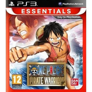 One Piece Pirate Warriors - Essentials (PS3) (輸入版)