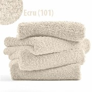 Abyss Habidecor Super Pile Hand Towels - Ecru (101) [並行輸入品]