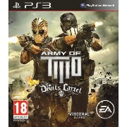 Army of Two the Devil's Cartel (PS3) (輸入版)