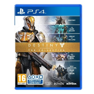 Destiny: The Collection (PS4) - Imported