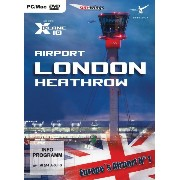 AddOn X-Plane 10 Airport London-Heathrow