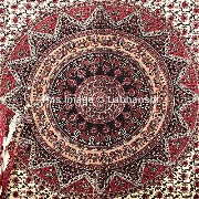 Mandala Tapestry Tapestries, Indian Tapestry, Hippie Tapestry, Indian Wall Hanging, Indian...