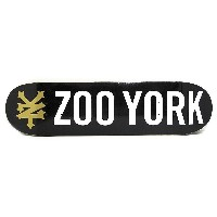 ZOO YORK DECK(ズーヨーク)デッキ TEAM PHOTO INCENTIVE・8.0