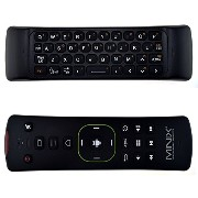 OUKEY NEO A2 2.4Ghz 空中で使えるワイヤレスマウスキーボード エアマウス キーボード Air Mouse + Keyboard 一体型 PC, Andriod TV...