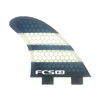 FCS V2 PC TRI FIN PERFORMANCE CORE FIN SET FCS フィン