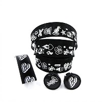 Cinelli - Mike Giant Velvet Ribbon Tape - Black