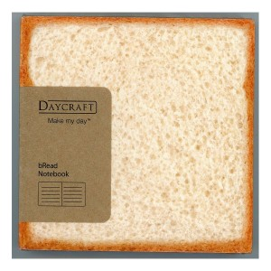 ダイゴー bRead Notebook - White Bread R4085