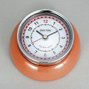 [DULTON]ダルトン KITCHEN CLOCK ORANGE 100-193OR