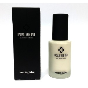 [Marie Claire] ラディアントスキンベース30ml / Radiant Skin Base 30ml / 皮膚の傷はカバー / skin blemishes cover / ソフト、水分...
