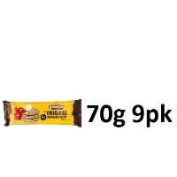 Cookie Time Cookies Chocolate Chip 70g pkt 9pk [並行輸入品]