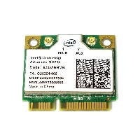 Intel Centrino Advanced-N 6235 802.11a/b/g/n 300Mbps WIFI + BlueTooth 4.0 Combo Card (6235ANHMW)