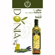 Dona Extra Virgin First Cold Press Olive Oil (1 liter (33.8 Oz)) by Dona [並行輸入品]