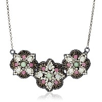 [ディーパ グルナニ] Deepa Gurnani Necklace DPNK1906SPK
