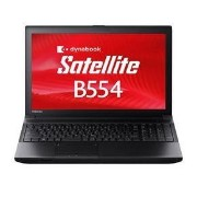 東芝 Dynabook Satellite PB554MFB4R7AA71 Windows7 Pro 32Bit/64Bit Corei3 4GB 500GB DVDスーパーマルチ 無線LAN...