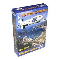 Fly to the Caribbean for Microsoft Flight Simulator X (輸入版)